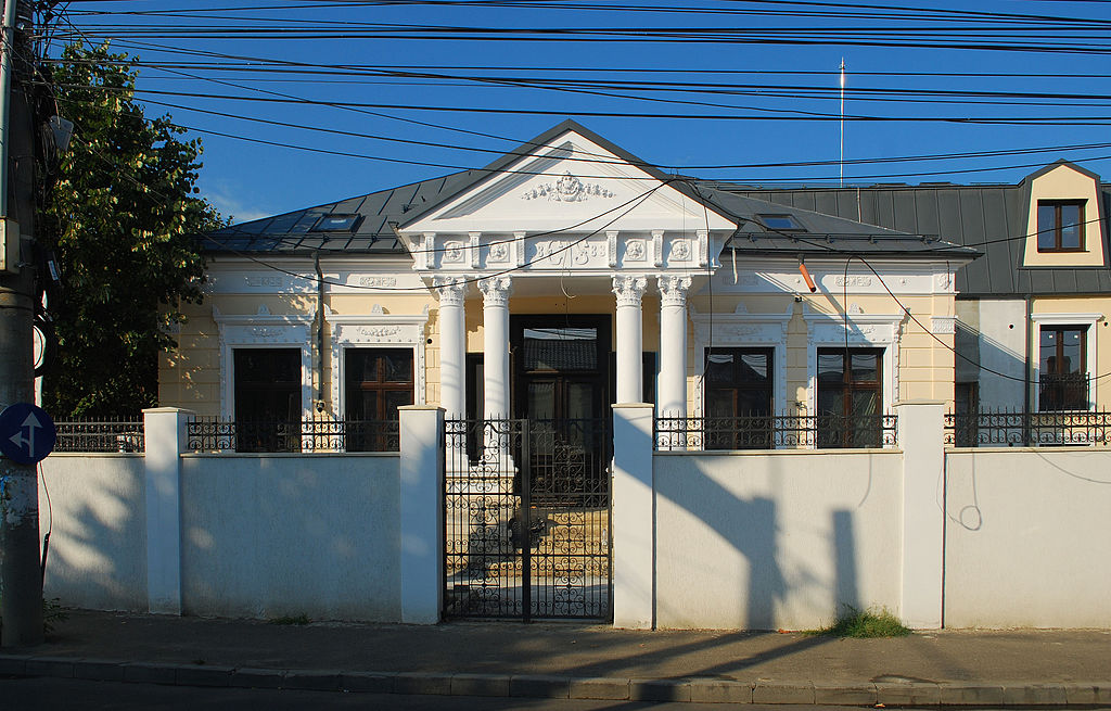 Casa Hortensia Papadat-Bengescu