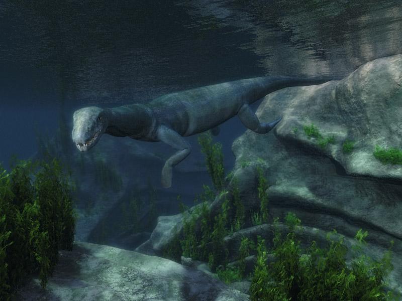 Ceresiosaurus, Foto: dinologija.hr