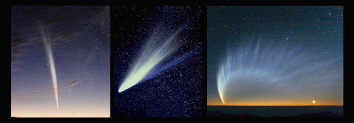 Comete, Foto: waitingforison.wordpress.com