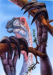Deinocheirus mirficus