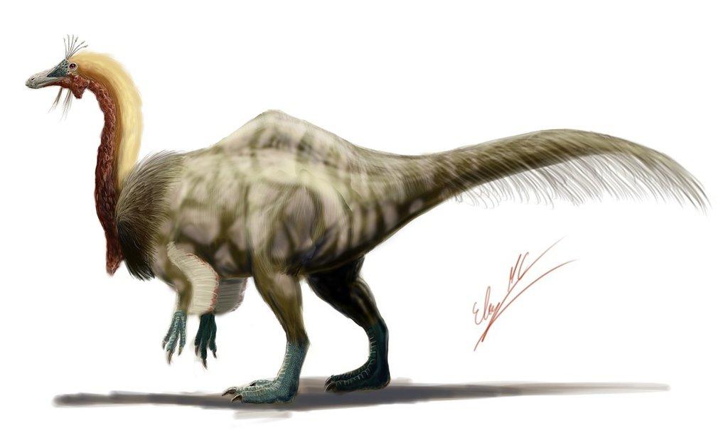 Deinocheirus, Foto: neogaf.com