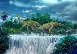 Dinozaurul Lufengosaurus