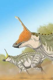 Dinozaurul Tsintaosaurus spinorhinus