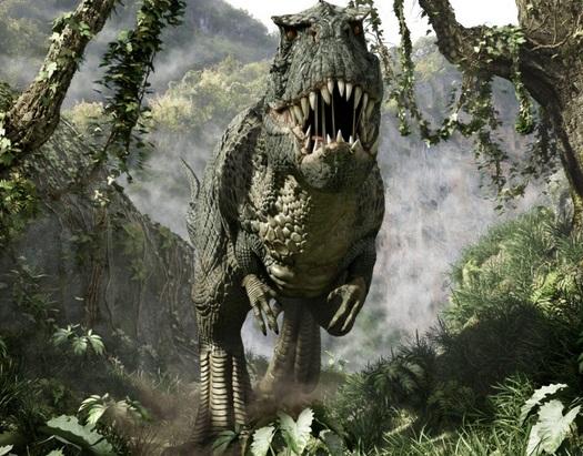 Dinozaurul Tyrannosaurus, Foto: hdwallon.blogspot.ro