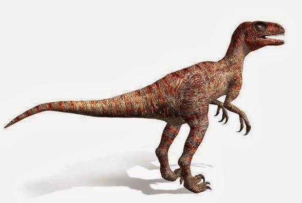 Dromaeosaurus, Foto: olivrodanatureza.blogspot.com