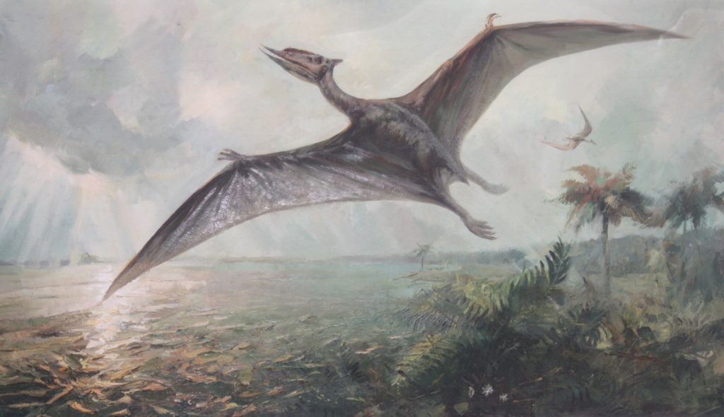 Dsungaripterus, Foto: archosaurmusings.wordpress.com