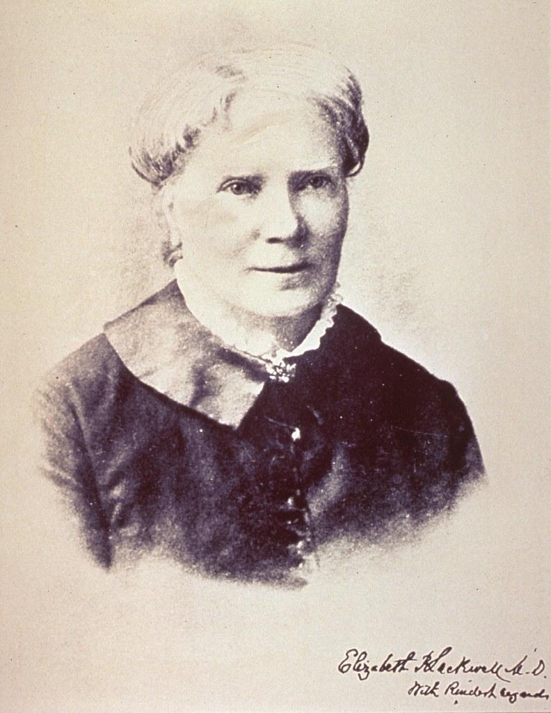 Elizabeth Blackwell1