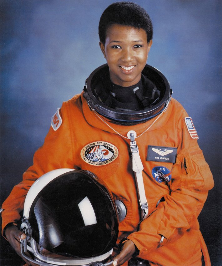 Mae Jemison, Foto: blog.echopulse.net