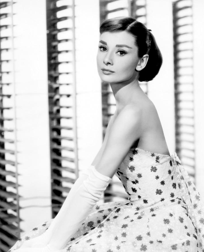 Portretul lui Audrey Hepburn, Foto: urkaicommunity.wordpress.com