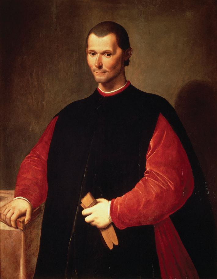 Portretul lui Niccolo Machiavelli, Foto: en.wikipedia.org