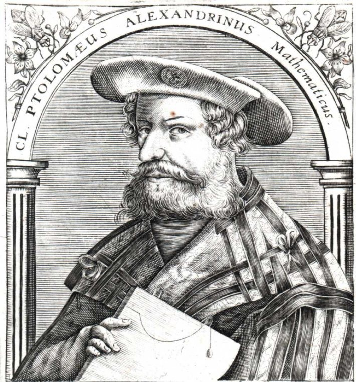Portretul lui Ptolemeu, Foto: en.wikipedia.org