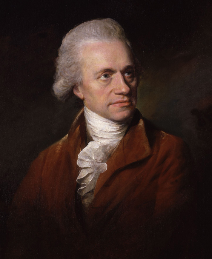 Portretul lui William Herschel, Foto: ferrebeekeeper.wordpress.com