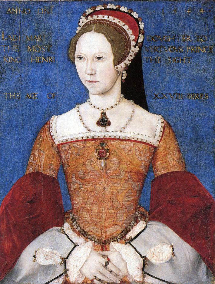Regina Maria in 1544, Foto: en.wikipedia.org