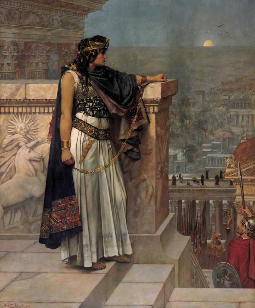 Regina Zenobia a Siriei