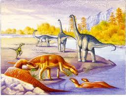 Dinozaurul Saltasaurus