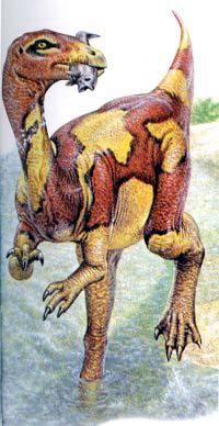 Segnosaurus, Foto: rincondewladimir.blogspot.ro