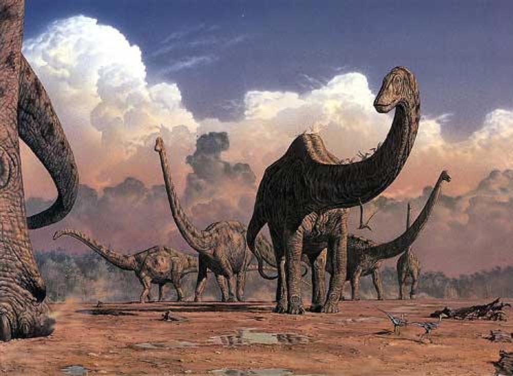 Seismosaurus, Foto: taringa.net