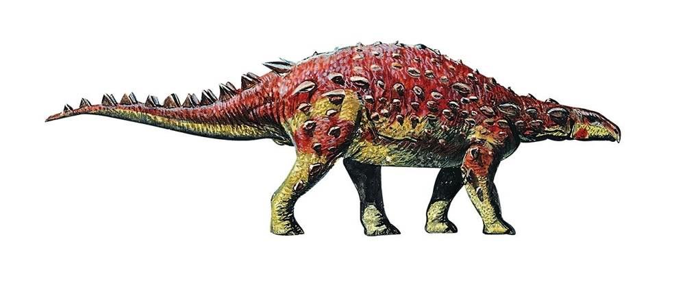 Silvisaurus, Foto: q-files.com