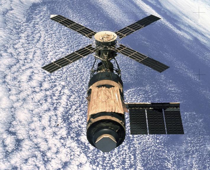 Statia spatiala Skylab, Foto: en.wikipedia.org