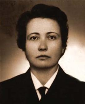 Teodora Angela Lefterescu, Foto: galeriaoamenilordeseama.wordpress.com