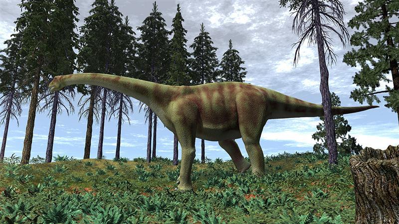 Turiasaurus, Foto: le-monde-des-dinosaures.net
