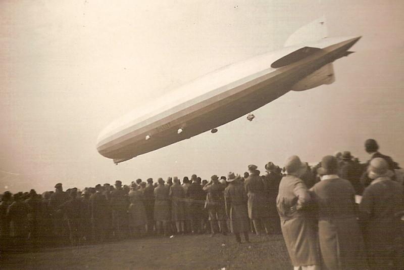 Zeppelin LZ127a, Foto: en.wikipedia.org