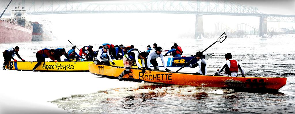 canoe montreal