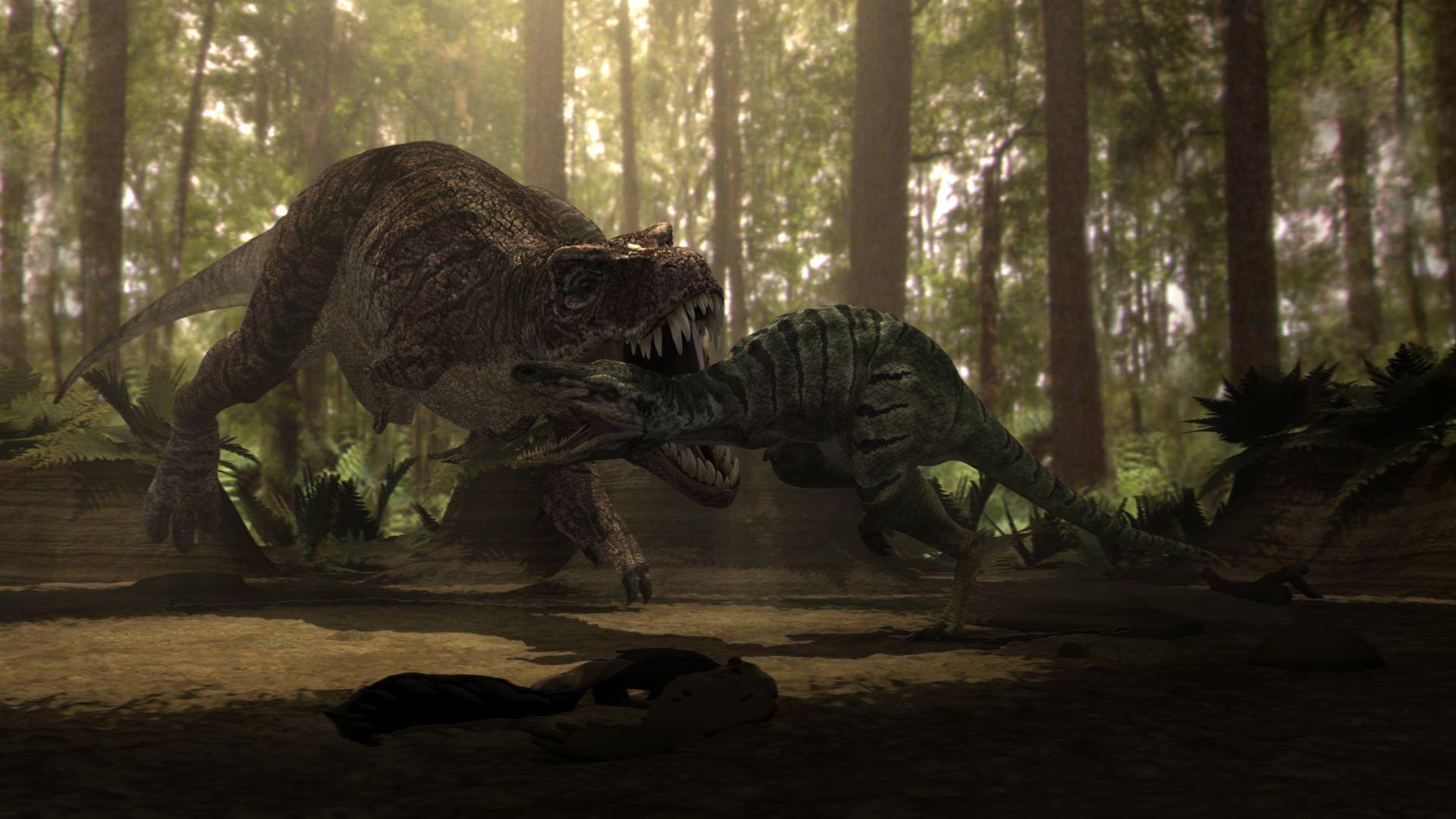 Jurassic Fight Club, Foto: historyindia.com
