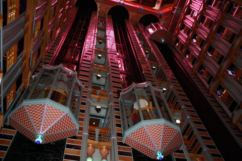 Lifturi electrice din America, Foto: 1000thingstobegratefulfor.wordpress.com