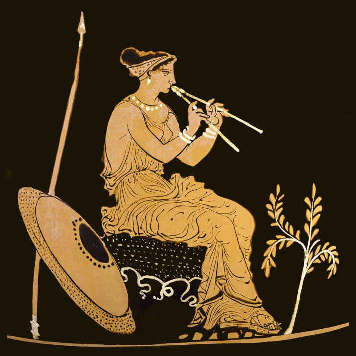 Muzica la greci, Foto: clairecatacouzinos.wordpress.com