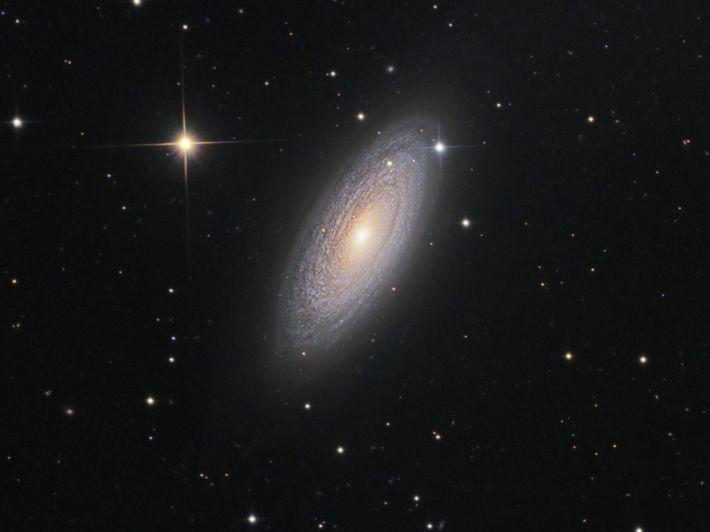 NGC 2841, Foto: itblogworld1.wordpress.com