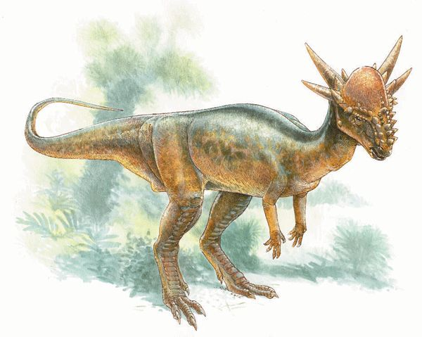 Stygimoloch, Foto: junglekey.fr