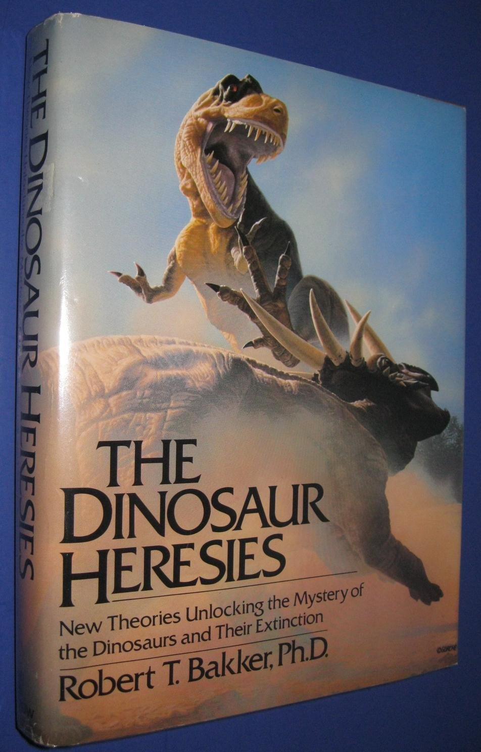 The Dinozaur Heresies, Foto: amazon.com