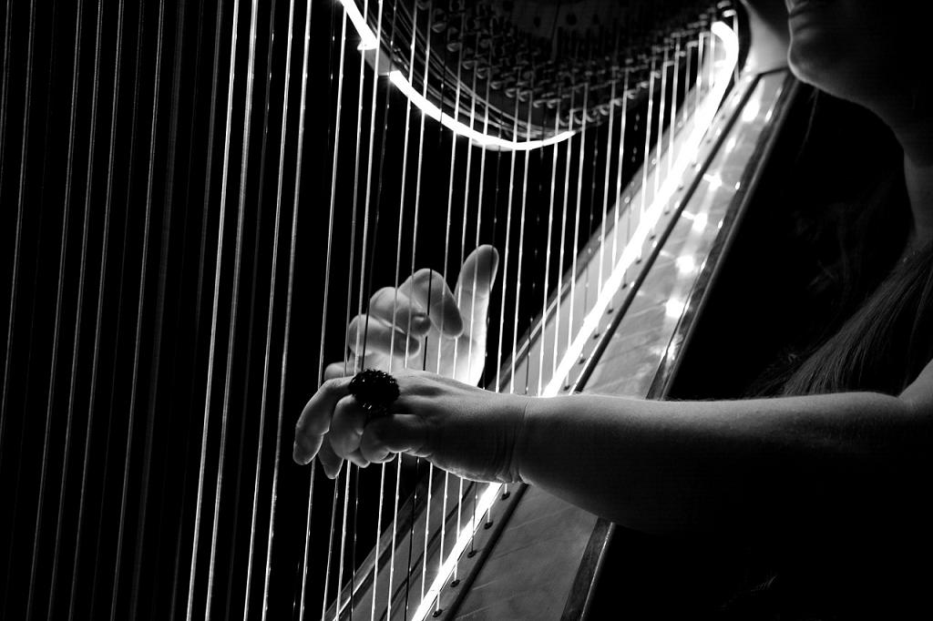 instrument harpa