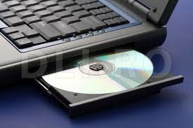 CD-ROM (Laptop)