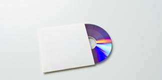 CD pentru stocare