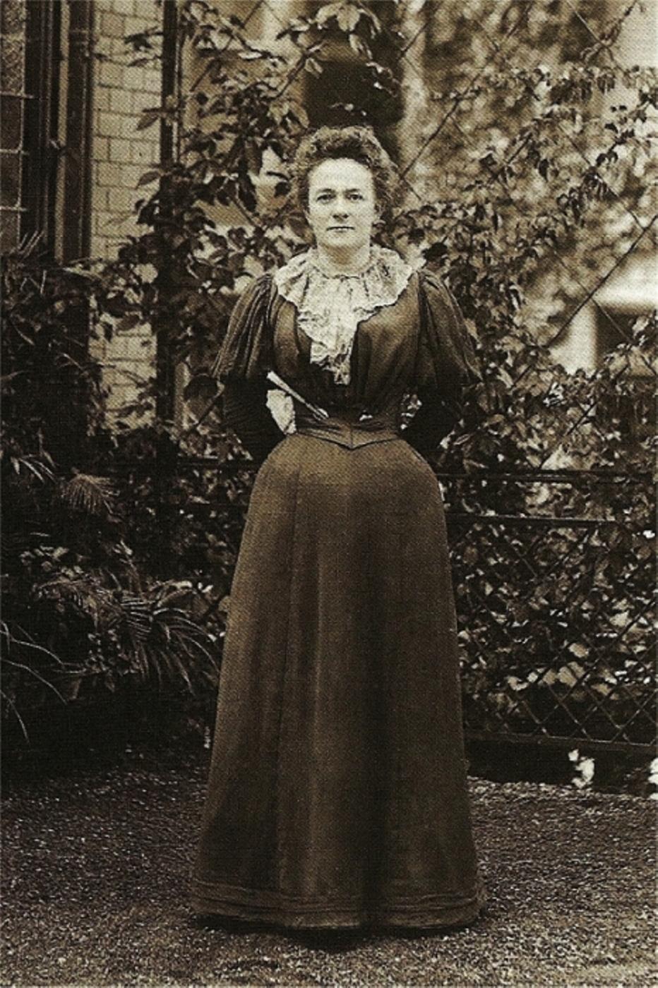 Clara Zetkin1