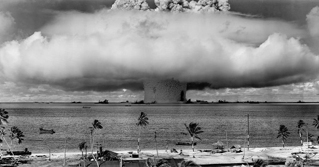 arma nucleara testata