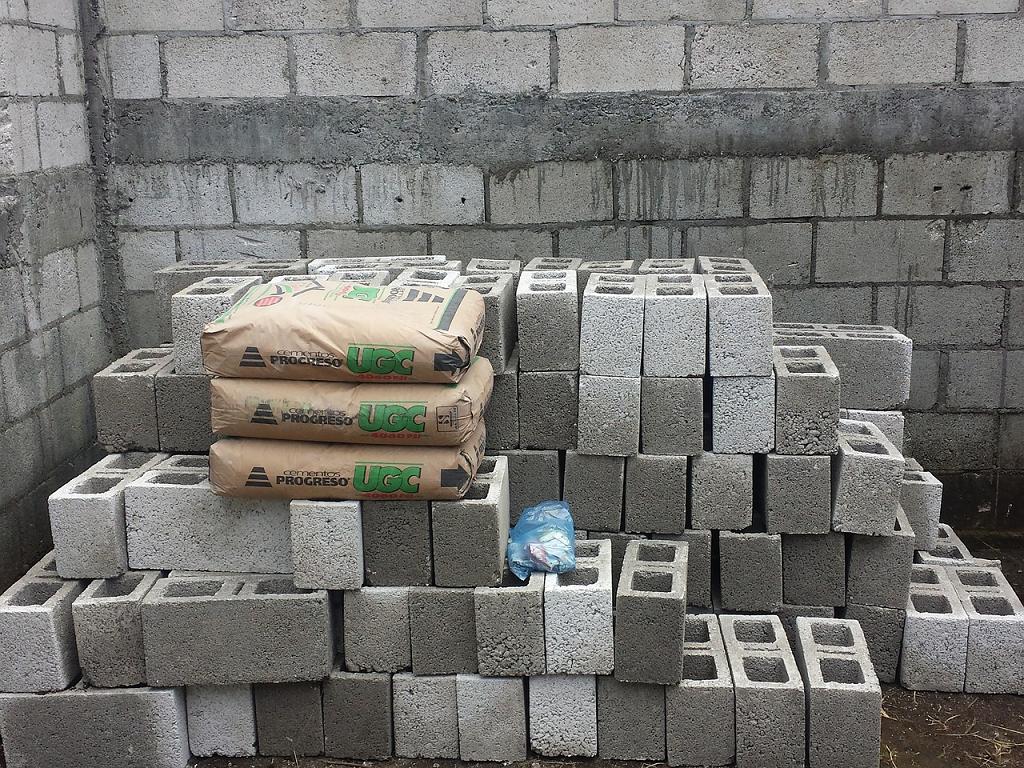 ciment pentru casa
