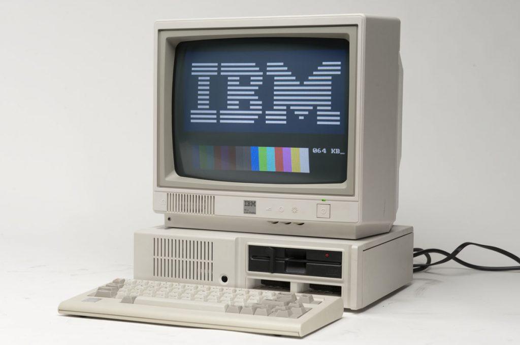 computerul IBM 701