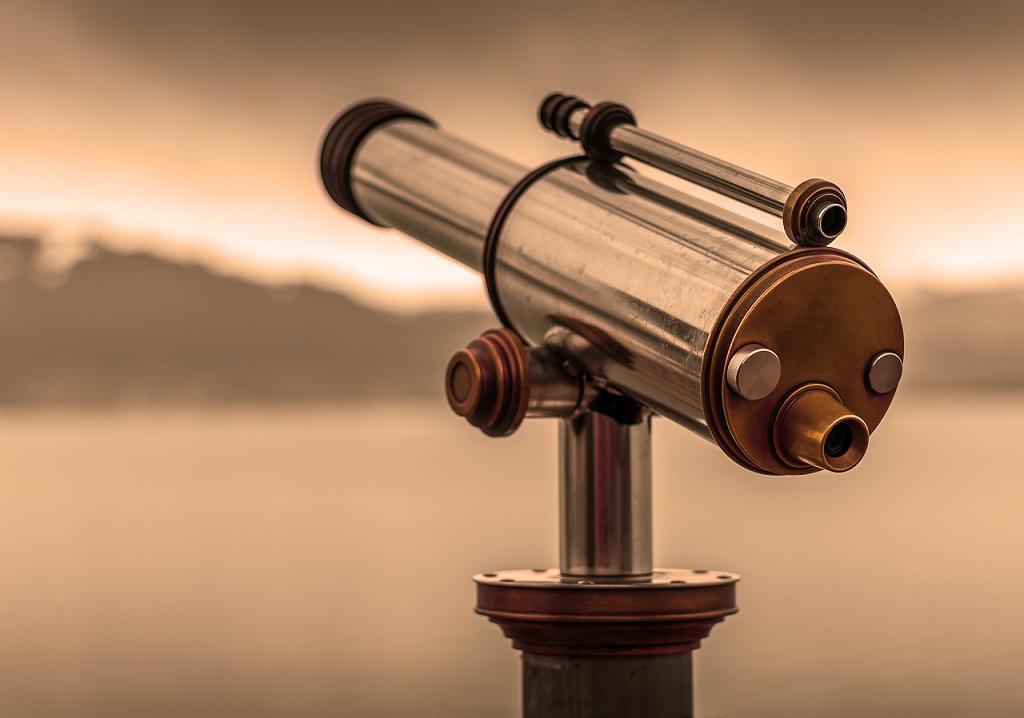 telescop mic