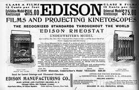 Kinetoscopul lui Edison