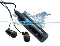 MP3 player waterproof