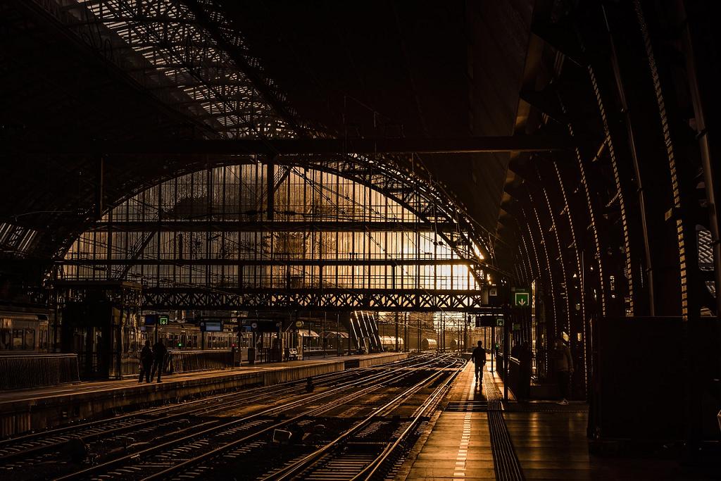gara de trenuri