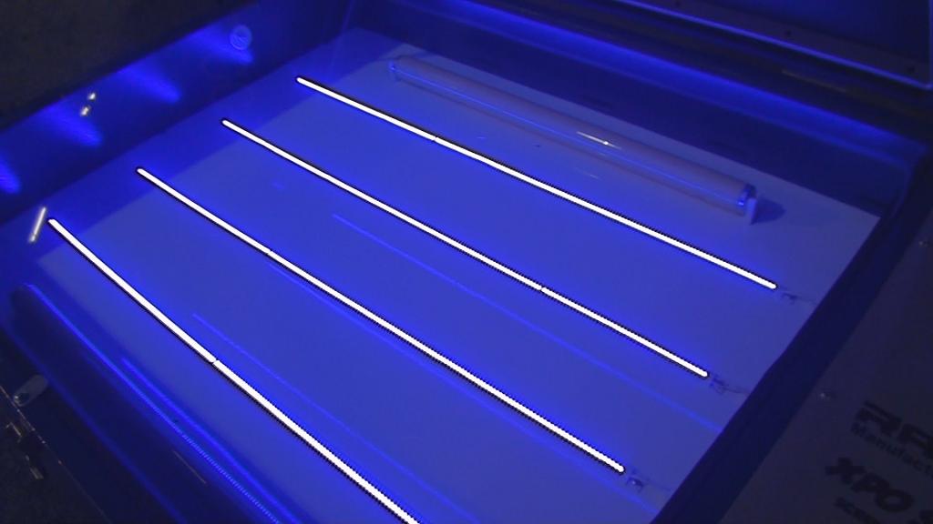 lumina ultravioleta