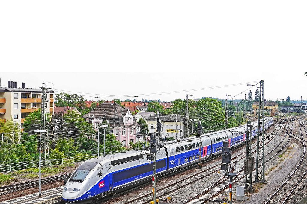magnetic railroads