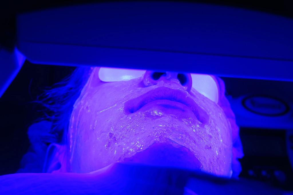 terapia biofotonica