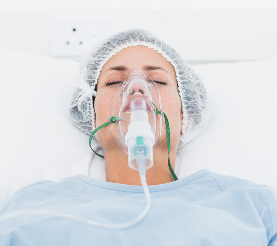 terapie cu oxigen