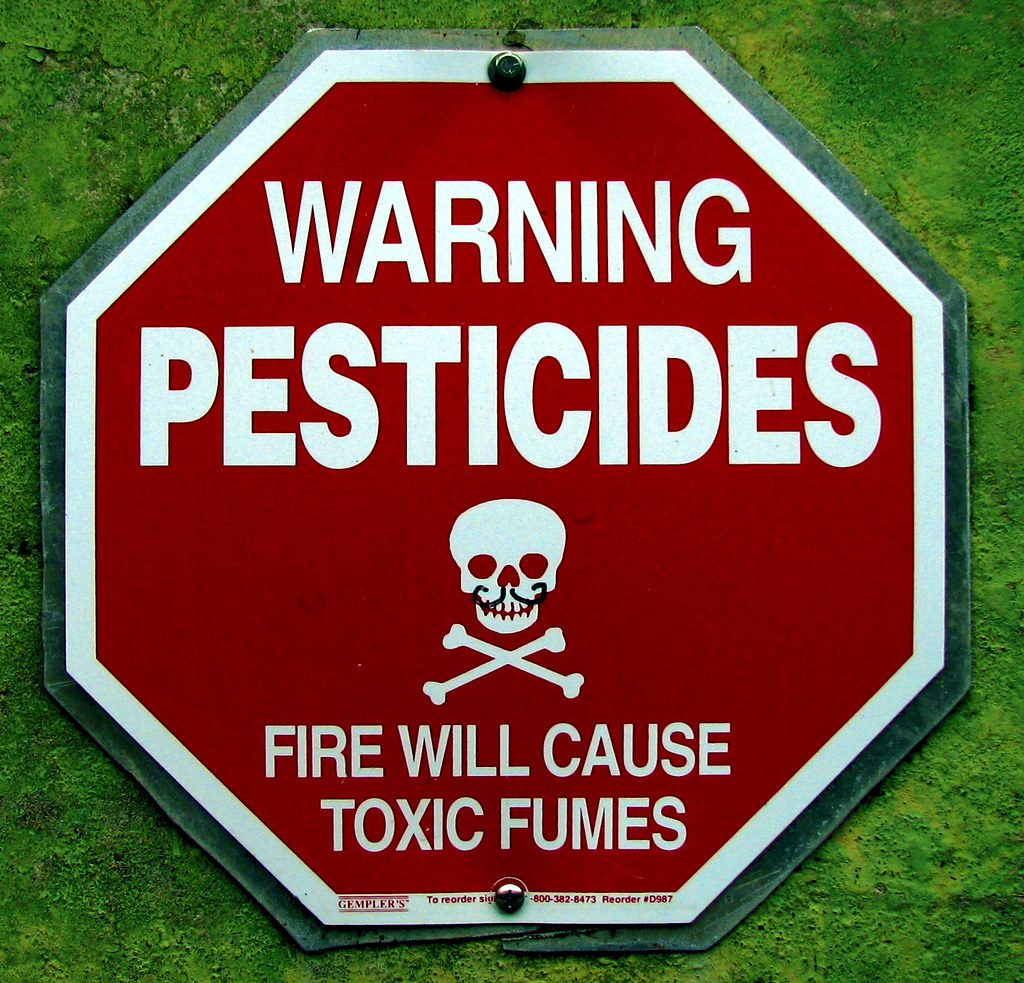 Efectele pesticidelor