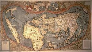 Harta lui Waldseemuller (1507)